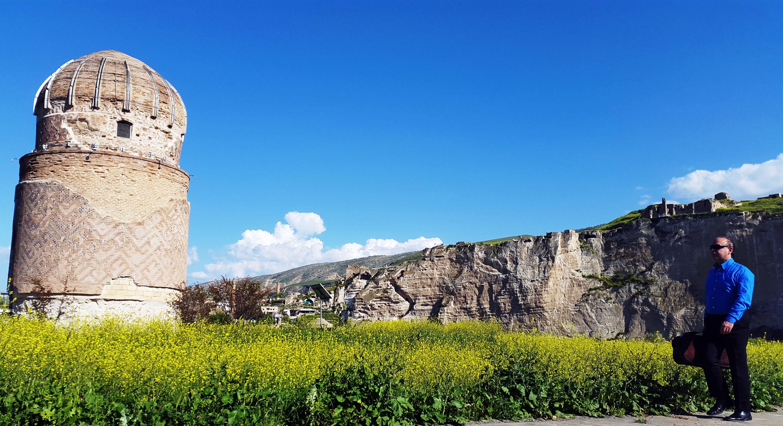 Zeynel Bey Tomb, Hasankeyf