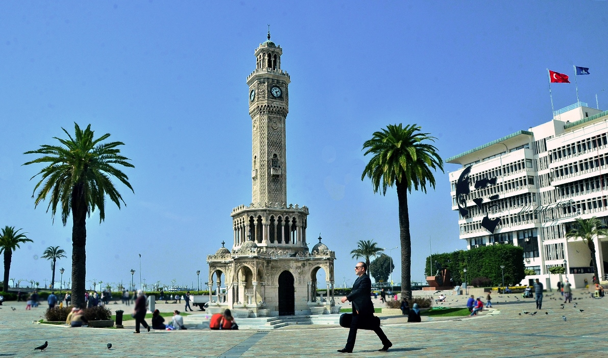 Clock Tower, Konak, İzmir
