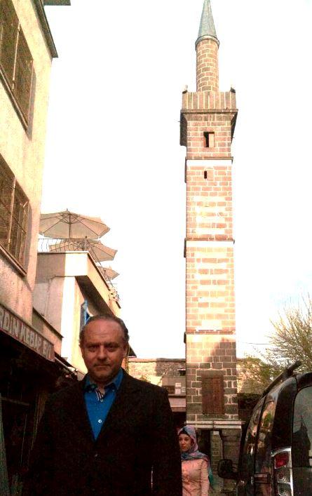 Dört Ayaklı Minare, Suriçi, Diyarbakır, 2015
