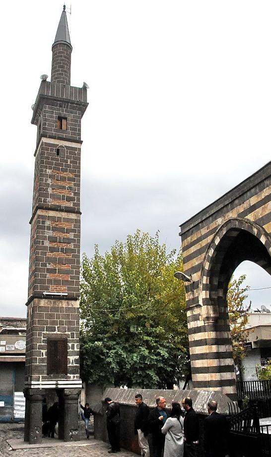 Four-legged Minaret