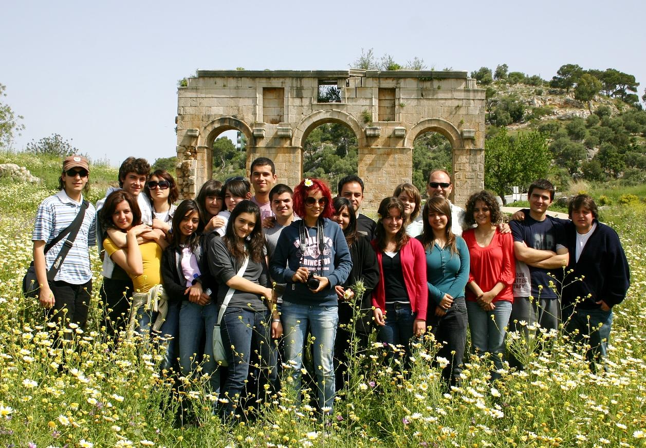 Antalya DK Orkestrası ile Fethiye turnesi, 20.04.2008