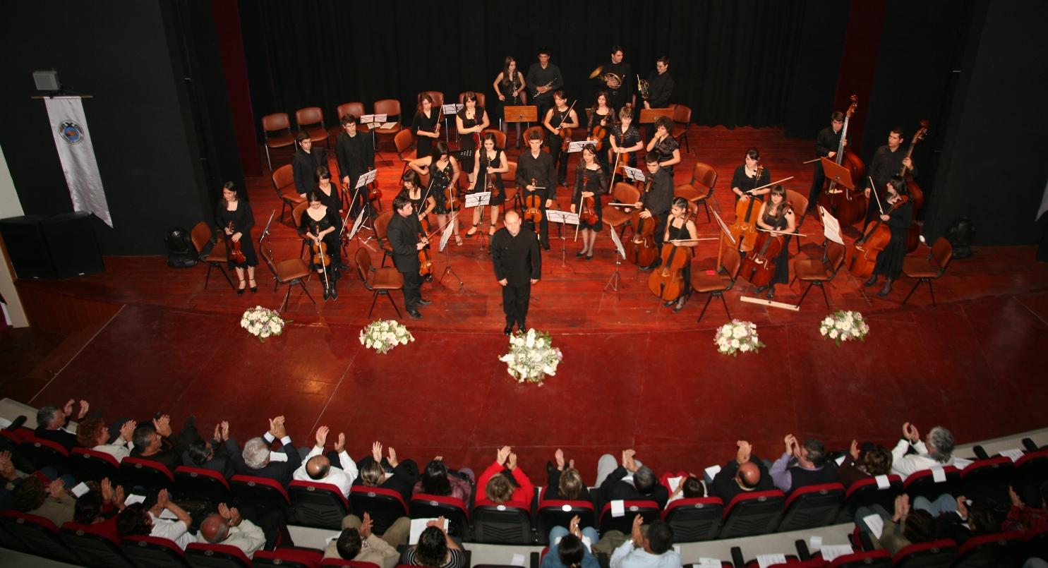 Antalya DK Orkestra Konseri, Alanya, 28.04.2007