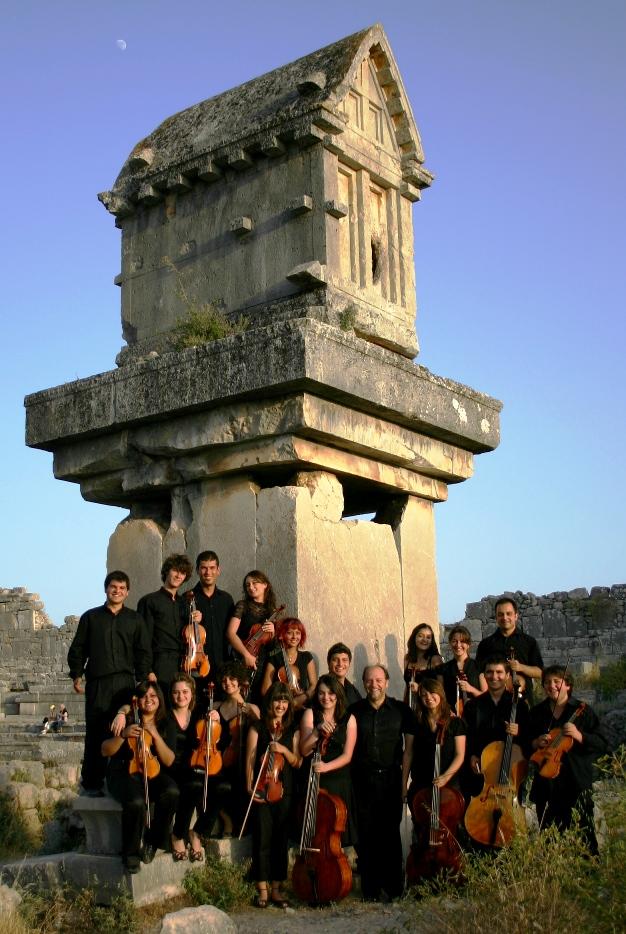 Xanthos Antik Tiyatro konseri, 12.06.2008