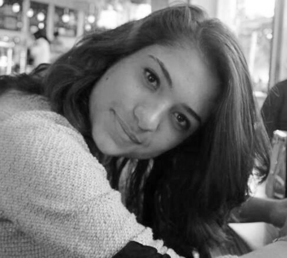 Şenay Aybüke Yalçın, a 22-year-old music teacher