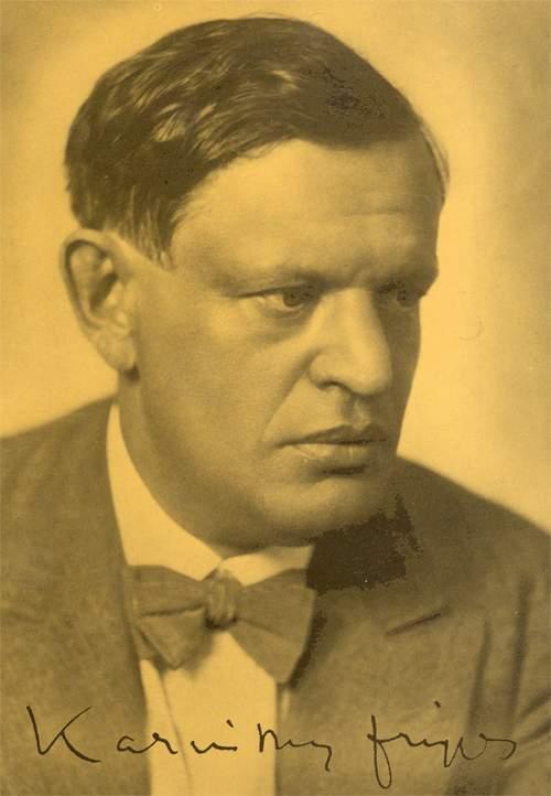 Frigyes Karinthy (1887-1938)