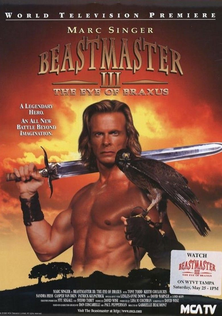 Marc Singer in Beastmaster III