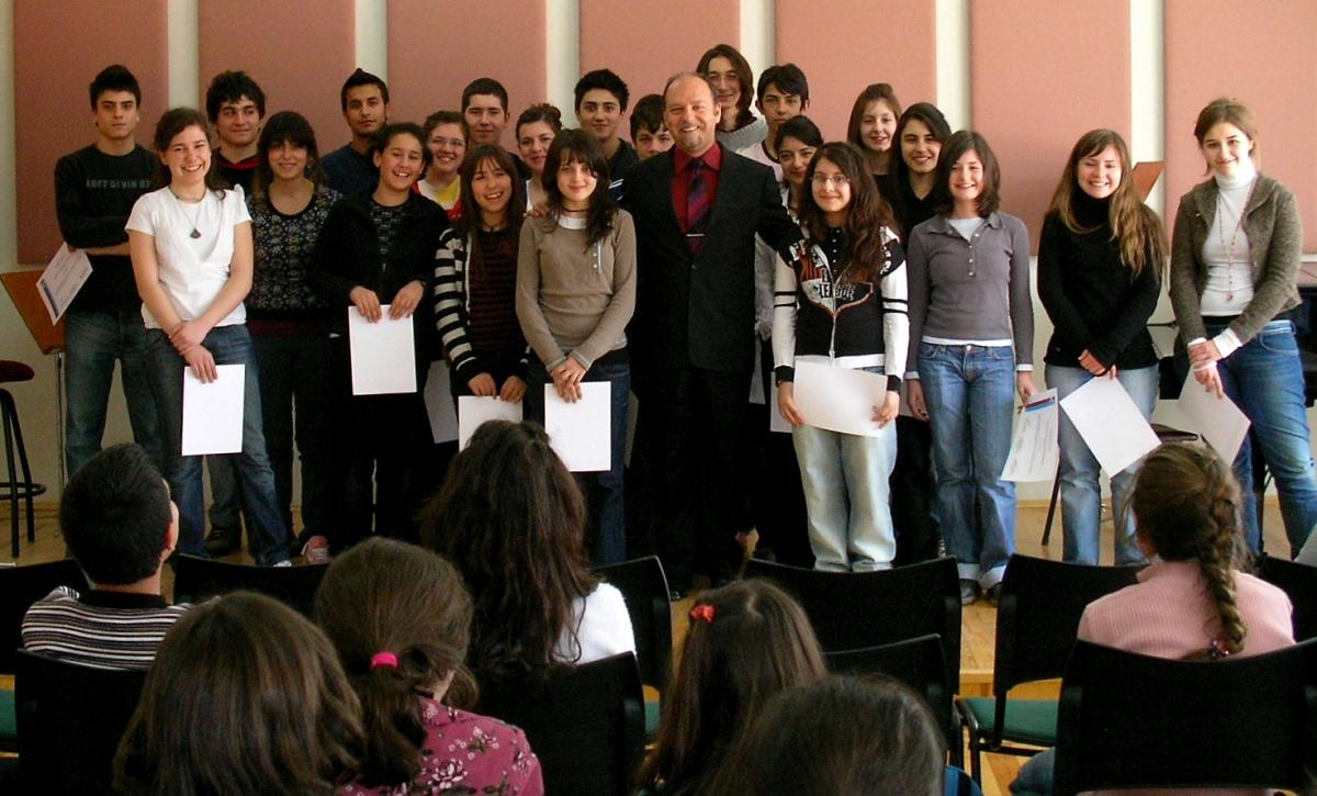 Masterclass, Anadolu Üniversitesi Devlet Konservatuvarı, Eskişehir