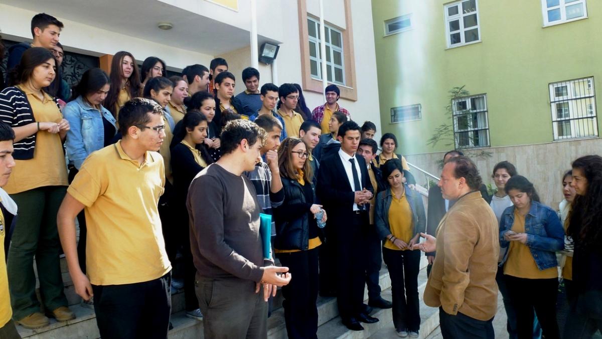 Çukurova Güzel Sanatlar Lisesi, Adana