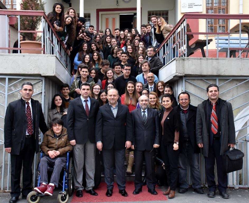 Süleymanpaşa Lisesi, Tekirdağ