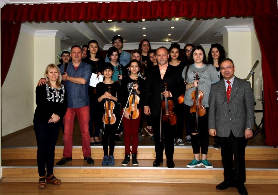 Masterclass, Çukurova Üniversitesi Devlet Konservatuvarı, Adana