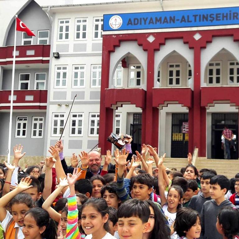 Altınşehir İlkokulu, Adıyaman