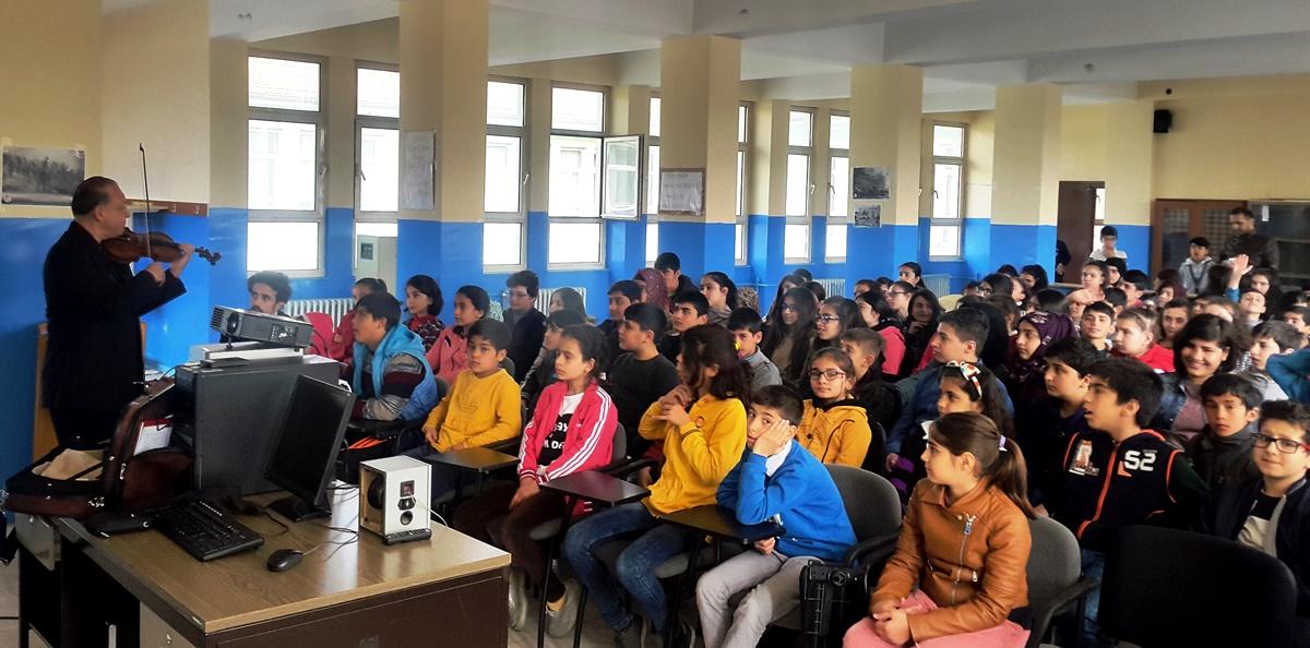 Nazime Tatlıcı Ortaokulu, Peyas, Diyarbakır