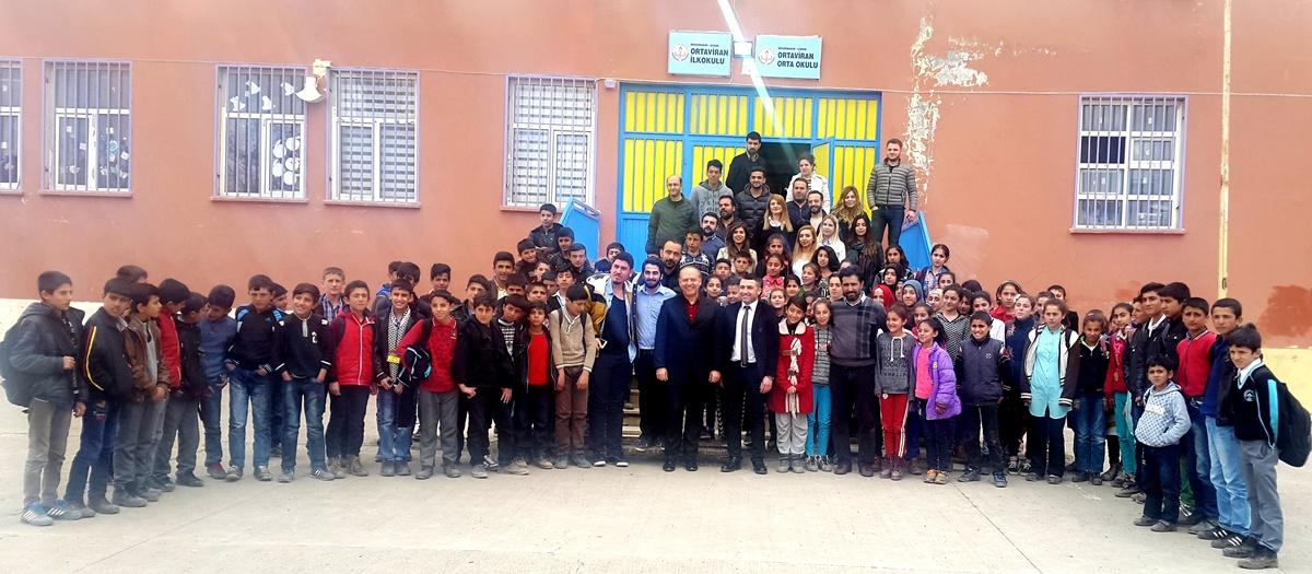 Ortaviran Köyü, Çınar, Diyarbakır
